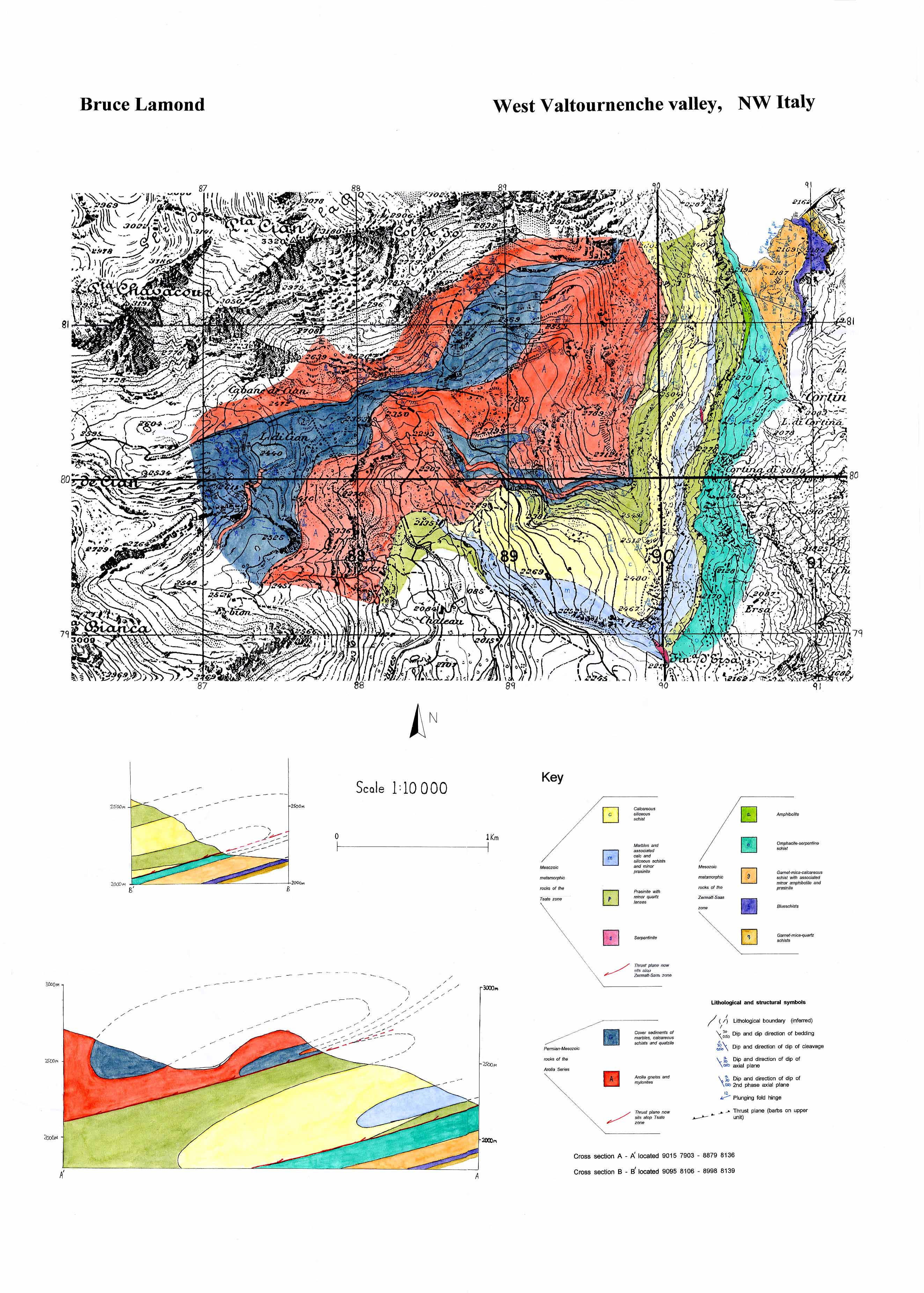 geology phd thesis The department of geological sciences welcomes all qualified applicants to its graduate master's degree program applicants should possess an undergraduate degree in geology or an allied natural or physical science, such as biology, chemistry, physics, mathematics, or engineering a master's degree.